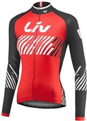 Image of Liv Womens Beliv Long Sleeve Cycling Jersey