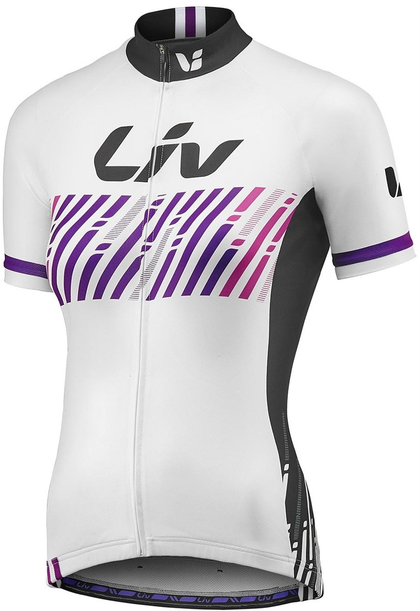 Liv Womens Beliv Short Sleeve Cycling Jersey