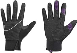 Liv Womens Hearty Long Finger Cycling Gloves
