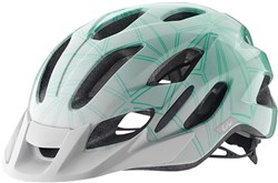 Image of Liv Womens Luta MTB Cycling Helmet 2017
