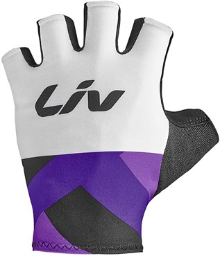 Image of Liv Womens Race Day Mitts Short Finger Cycling Gloves