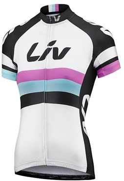 Image of Liv Womens Race Day Short Sleeve Cycling Jersey