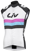 Image of Liv Womens Race Day Wind Cycling Vest