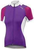 Image of Liv Womens Rosa Short Sleeve Cycling Jersey