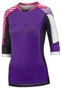 Image of Liv Womens Tangle 3/4 Length Sleeve Cycling Jersey