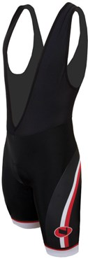 Image of Lusso Aeropro Bib Cycling Shorts