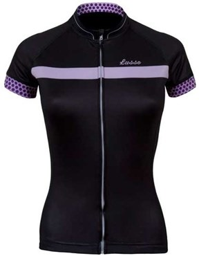 Image of Lusso Layla Womens Short Sleeve Jersey