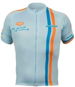 Lusso Le Mans Short Sleeve Jersey