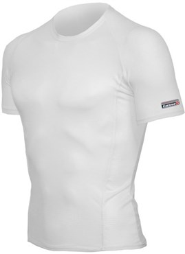 Image of Lusso Short-Sleeve Compression T-Shirt Baselayer