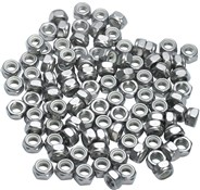 Image of M Part Nyloc Stainless Steel Nuts Pack Of 100