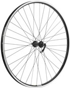 Image of M Part Shimano Deore Hub on Mavic A319 700c Rim Complete Wheel