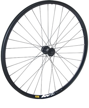 Image of M Part Shimano Deore QR15 with Mavic XM319 CL Disc Rim Front Wheel