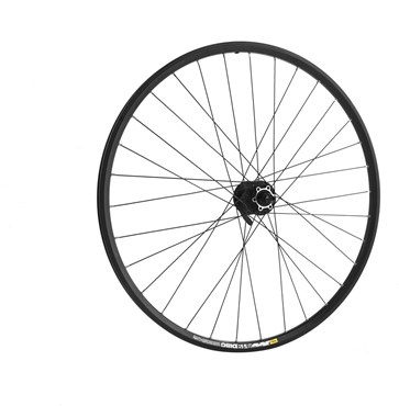Image of M Part Shimano M475 Hub on Mavic XM419 Rim Complete Wheel - 700c