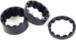 Image of M Part Splined Alloy Headset Spacers 1 Inch