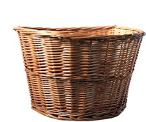 Image of M Part Wicker Basket With Quick Release Basket