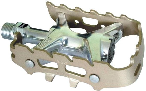 Image of MKS MT Lux Comp Alloy Cage Pedals