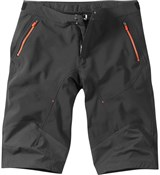 Image of Madison Addict Mens Softshell Baggy Cycling Shorts AW16