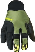 Image of Madison Addict Mens Softshell Long Finger Gloves AW16
