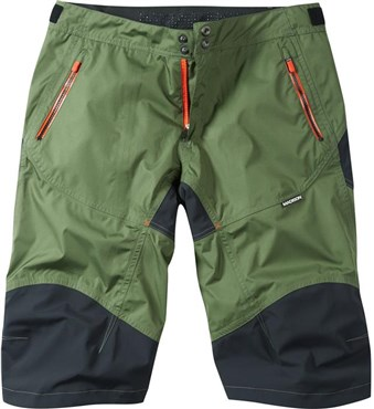 Image of Madison Addict Mens Waterproof Cycling Baggy Shorts AW16
