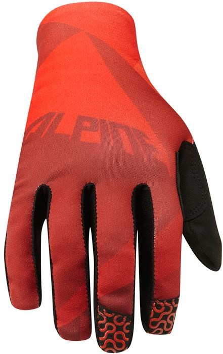 Madison Alpine Mens Long Finger Cycling Gloves AW16