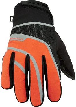 Image of Madison Avalanche Mens Waterproof Long Finger Gloves AW16