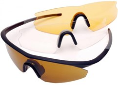 Image of Madison D Arcs Triple Lens Set Compact Cycling Glasses 2016