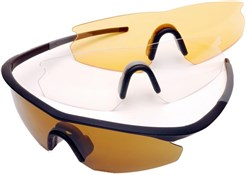 Image of Madison D Arcs Triple Lens Set Cycling Glasses 2016