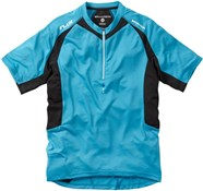 Image of Madison Flux Mens Short Sleeve Cycling Jersey