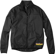 Image of Madison Flux Super Light Mens Packable Shell Cycling Jacket AW16