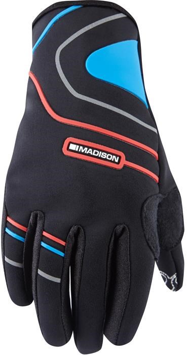Madison Kids Element Long Finger Cycling Gloves