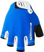 Image of Madison Kids Tracker Mitts Short Finger Cycling Gloves SS17