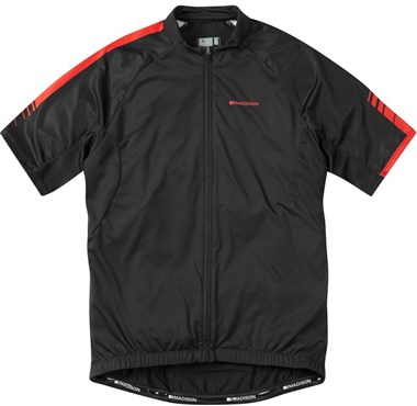 Image of Madison Peloton Short Sleeve Cycling Jersey