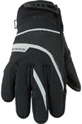 Image of Madison Protec Youth Waterproof Long Finger Gloves AW16