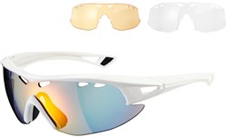 Image of Madison Recon Cycling Glasses 3 Lens Pack 2016