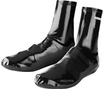 Image of Madison RoadRace PU Lycra Aero Cycling Overshoes AW16
