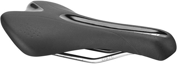 Image of Madison RoadRace TT Mens Saddle With CrN-Ti Rails