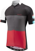 Image of Madison Sportive Half-Zip Mens Short Sleeve Jersey SS17