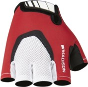 Image of Madison Sportive Mens Mitts Short Finger Cycling Gloves SS17