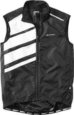 Image of Madison Sportive Race Mens Shell Gilet AW16