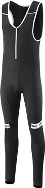 Image of Madison Sportive Shield Softshell Mens Bib Cycling Tights With Pad AW16