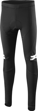 Image of Madison Sportive Shield Softshell Mens Cycling Tights With Pad AW16