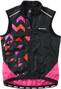 Image of Madison Sportive Womens Windproof Shell Gilet SS17