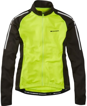 Image of Madison Stellar Womens Long Sleeve Thermal Jersey AW16