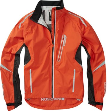 Image of Madison Steller Mens Waterproof Cycling Jacket AW16