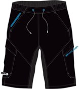 Image of Madison Trail Kids Cycling Shorts