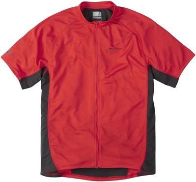 Image of Madison Trail Mens Short Sleeve Cycling Jersey AW16