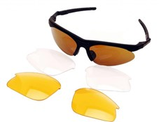 Image of Madison Wishbones Triple Set Cycling Glasses 2016