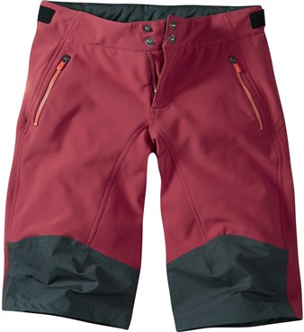 Image of Madison Womens Flo Softshell Baggy Cycling Shorts AW16