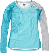 Image of Madison Womens Flux Enduro Long Sleeve Jersey SS17