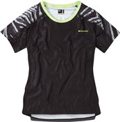 Image of Madison Womens Flux Enduro Short Sleeve Jersey SS17